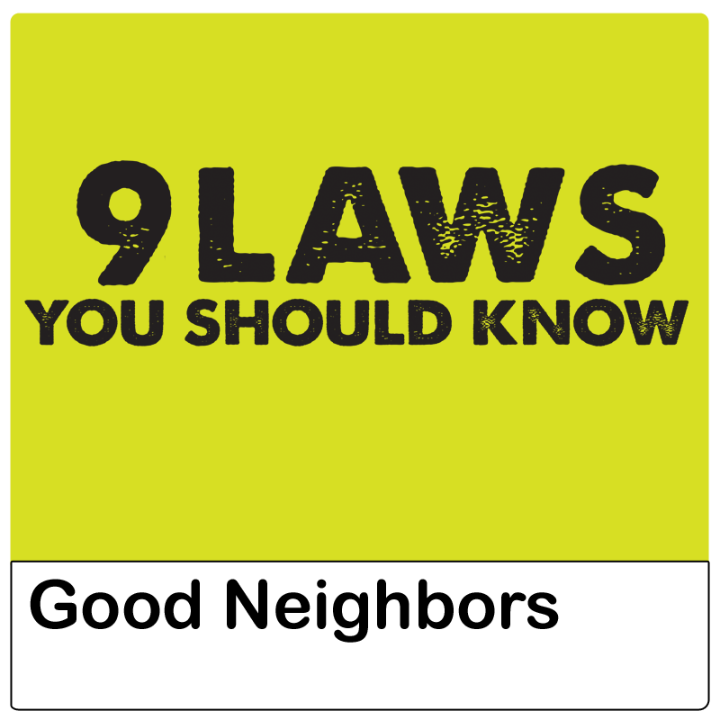 8 Laws You Should Know