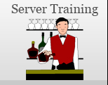 Server Training Home Page Button