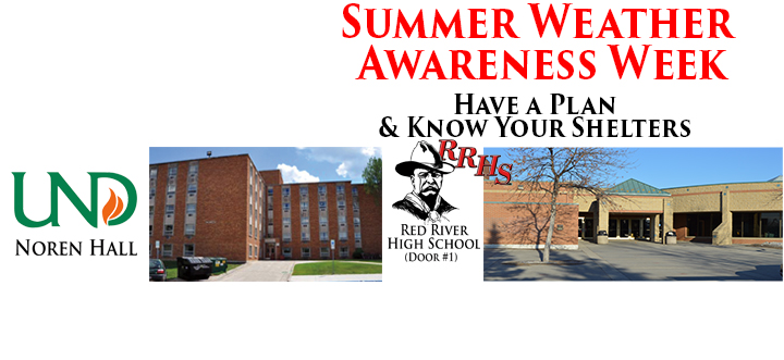 Summer Weather Awareness Week - Hero Banner
