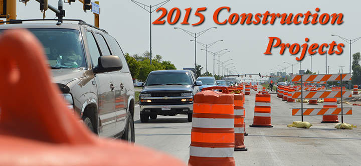 2015 Construction Projects