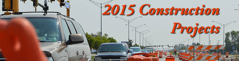 2015 Construction Projects Page Banner