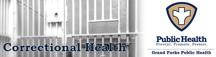 Correctional Health Banner