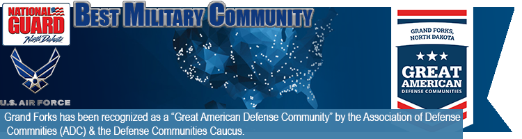 Great American Defense Communities Banner