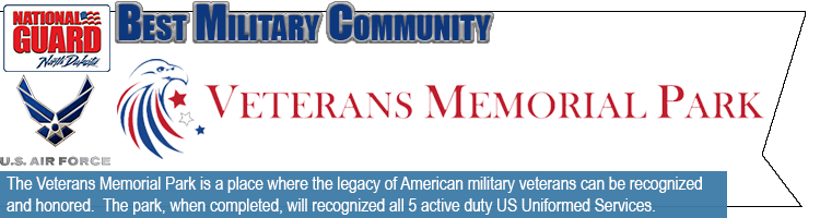 Veterans Memorial Park Page Header