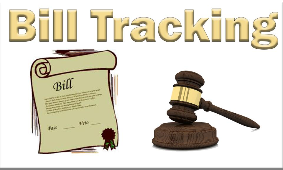 Bill Tracking Button