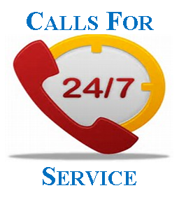 New Calls for Service