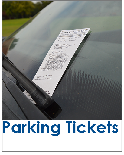 Parking Ticket Button
