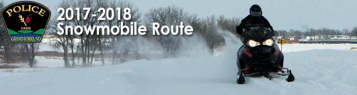 Snowmobile Route Page Header