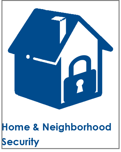 Home & Neighborhood Security Button