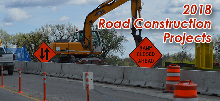 2018 Road Construction Banner