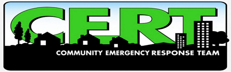 The Community Emergency Response Team CERT Program Educates Volunteers About Disaster Preparedness For Hazards That May Impact Their Area And Trains