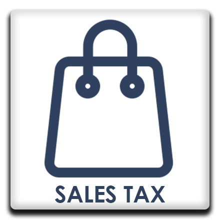 Sales Tax Budget Page Button