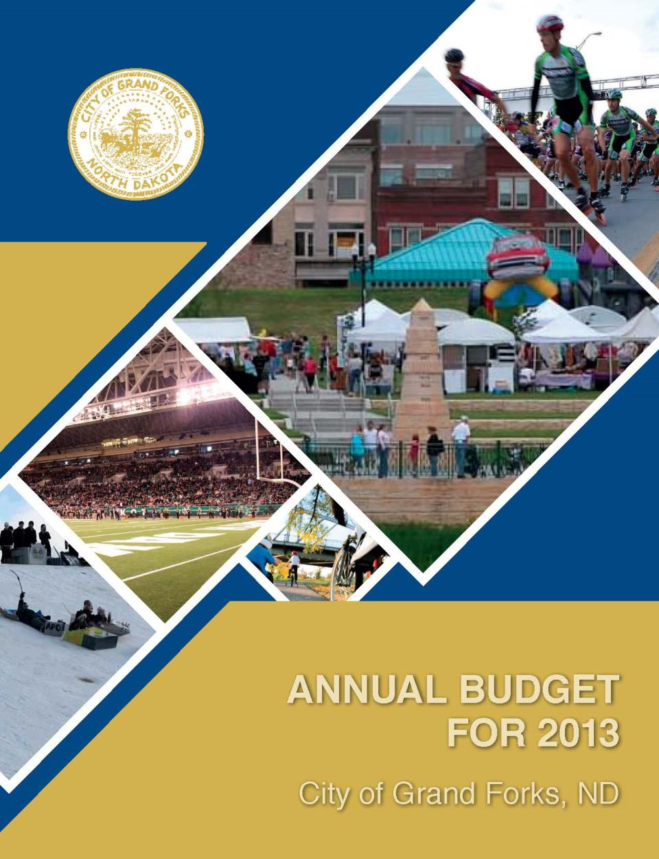 2013 Budget Cover Final