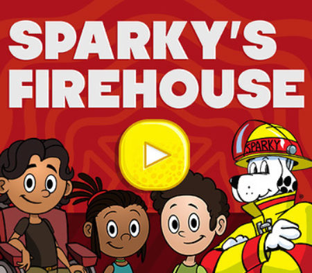 Sparky's firehouse