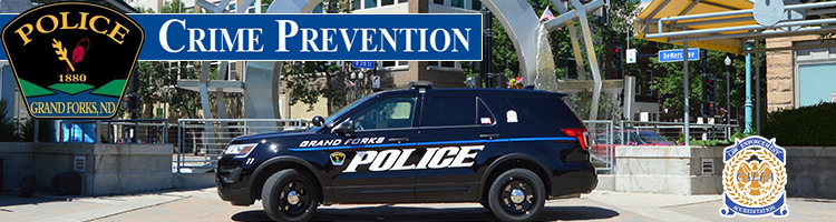 PD Landing Page Header - Crime Prevention