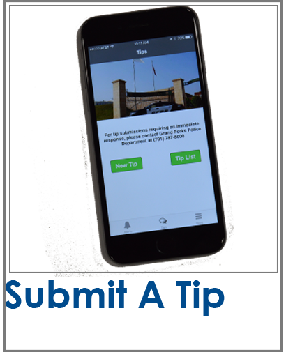 Submit a Tip Button