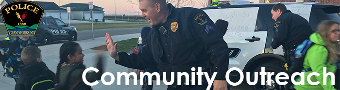 Community Outreach Landing Page Banner