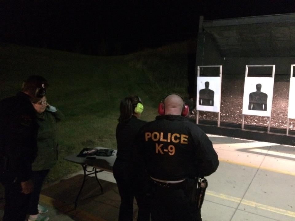 Citizens Academy Picture - Range 2