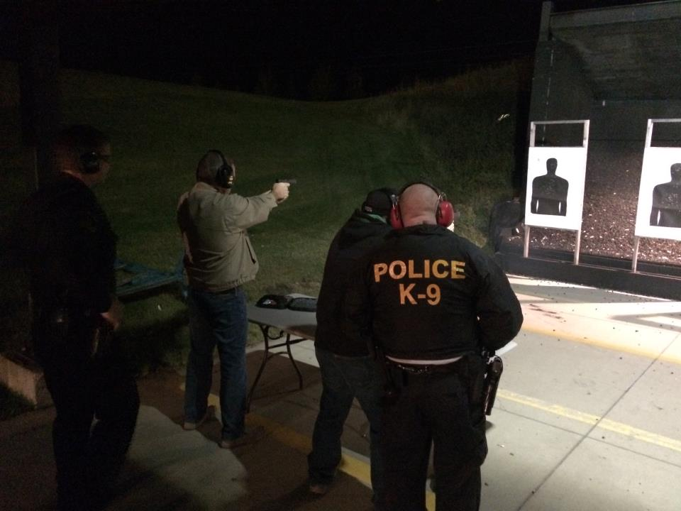 Citizens Academy Picture - Range 3