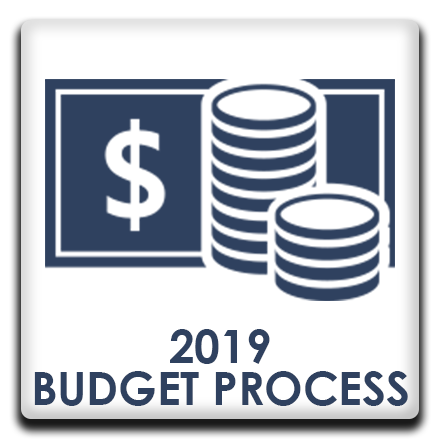 2019 Budget Process Button