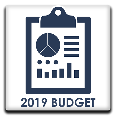 2019 Budget Page Button