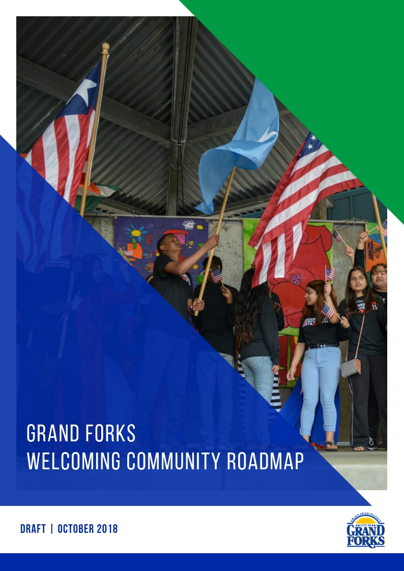 Welcoming Community Roadmap Report Cover