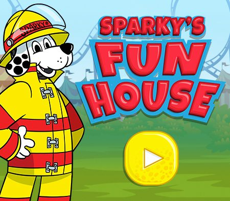 "Sparky"" Fun House"